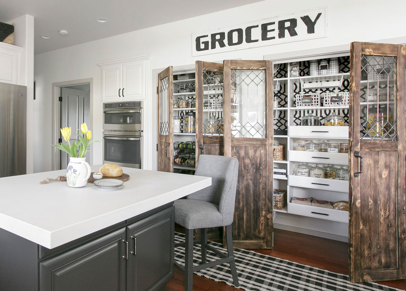 Style Me the Perfect Pantry