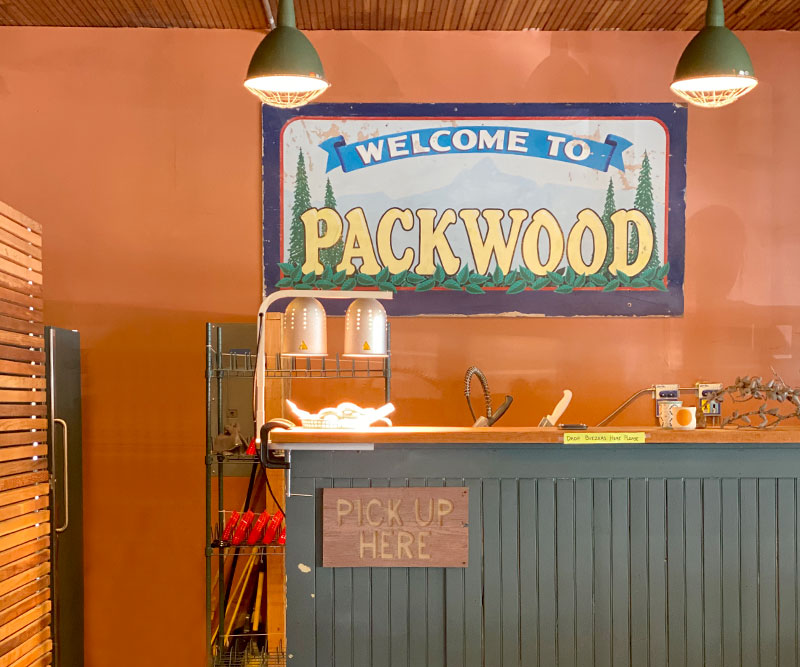 Packwood Brewery