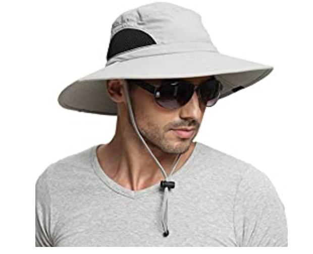 Men's Camping Hat