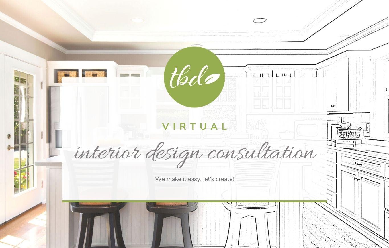 Virtual Interior Design Consultation