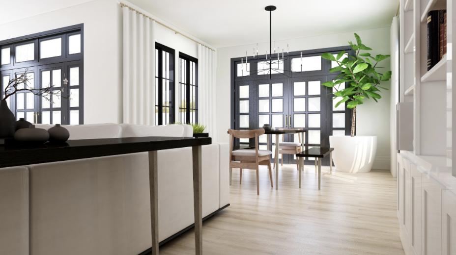 Virtual design Living Room