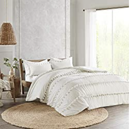 Madison Park Cozy 100% Cotton Comforter Set