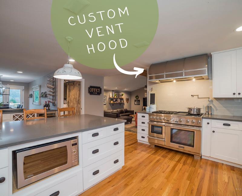 Custom Vent Hood