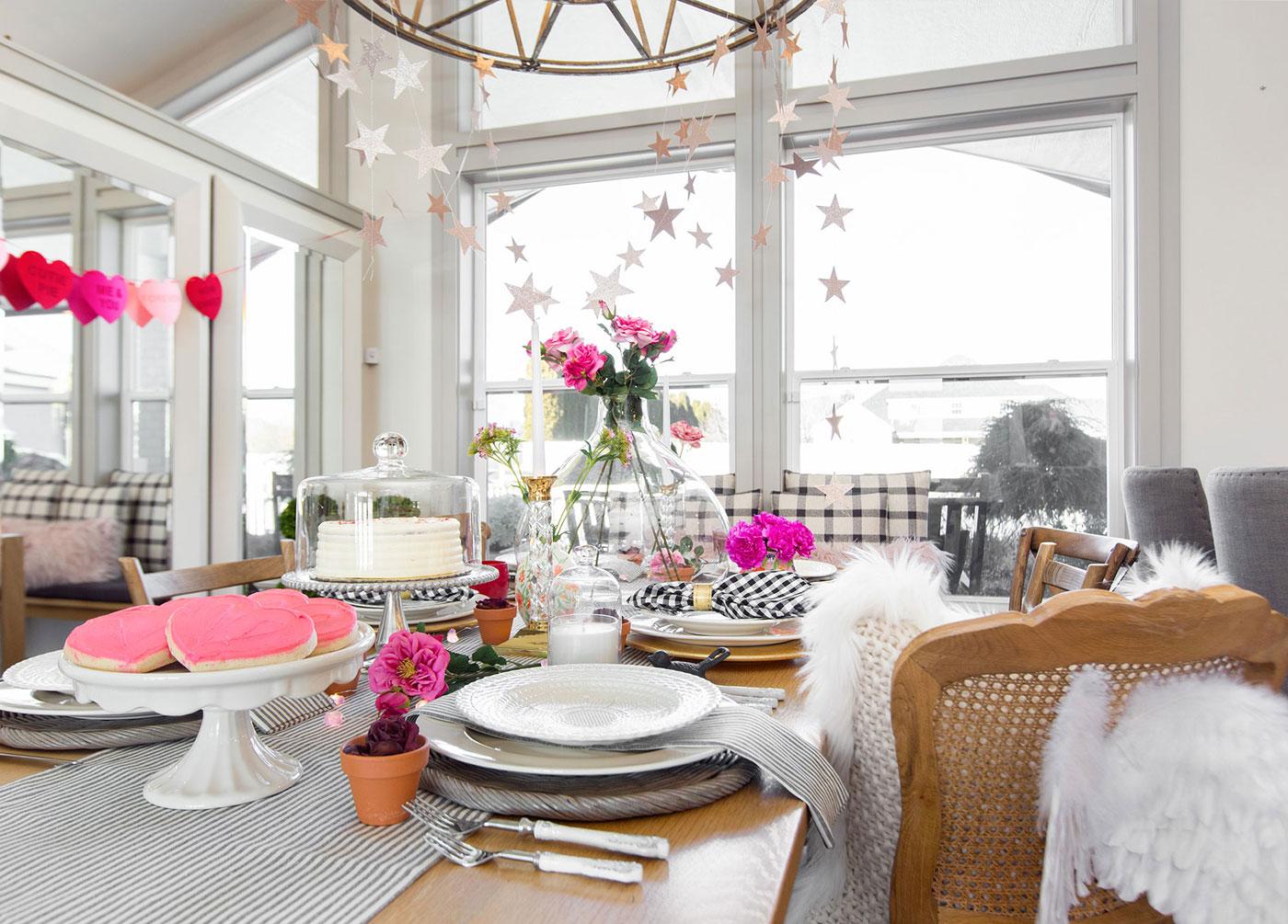 Valentine's Date for the Farmhouse Romantic