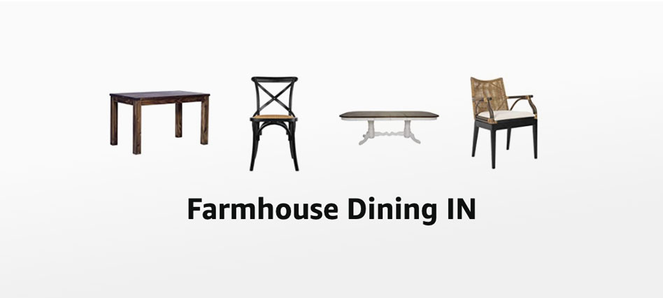 Farmhouse Dining In