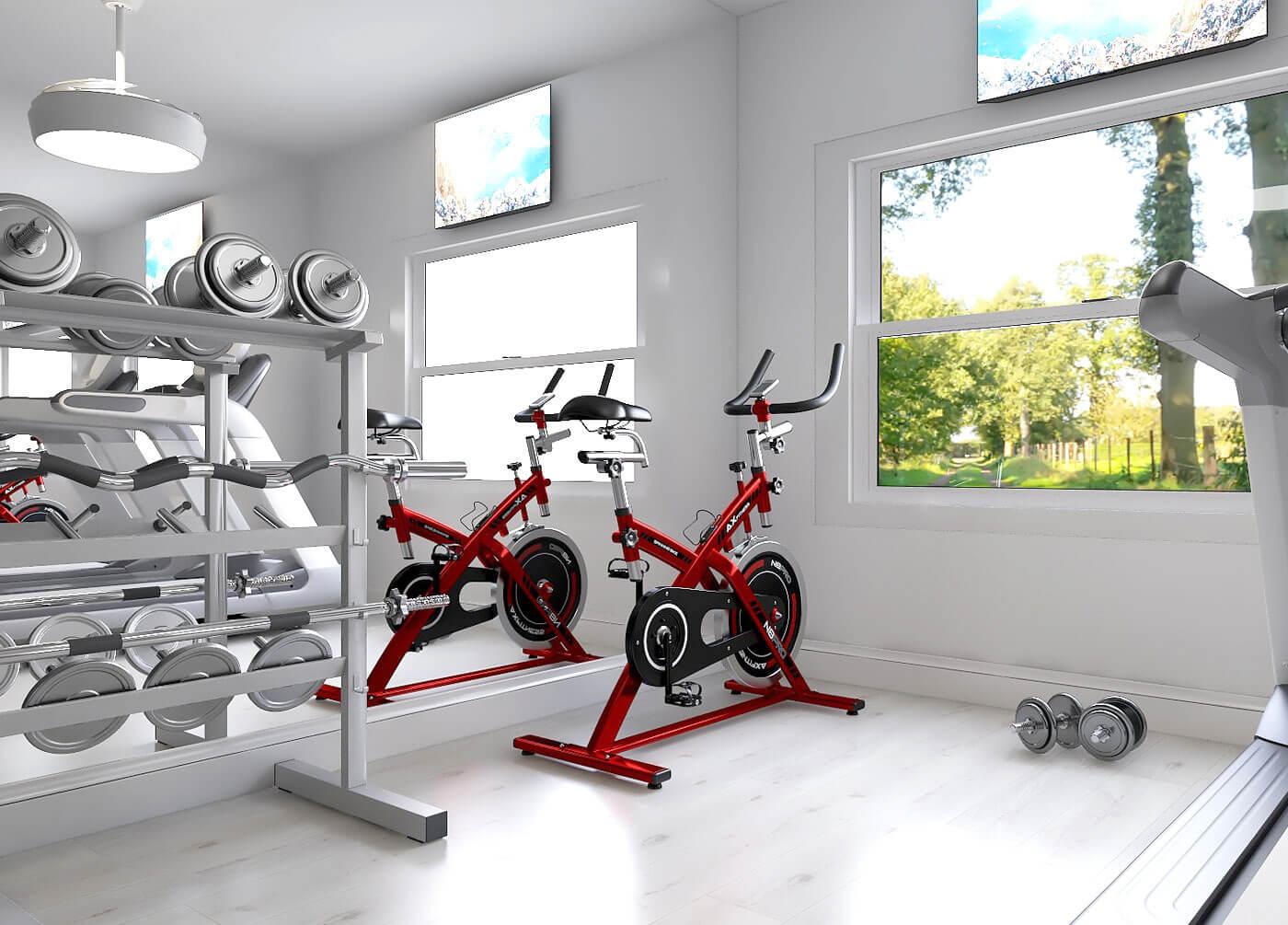Gym Decor