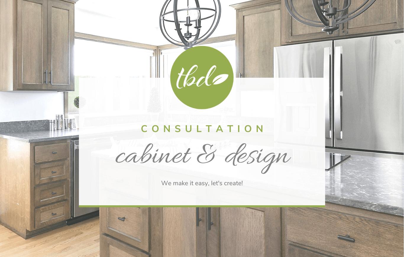Cabinet & Design Consultation