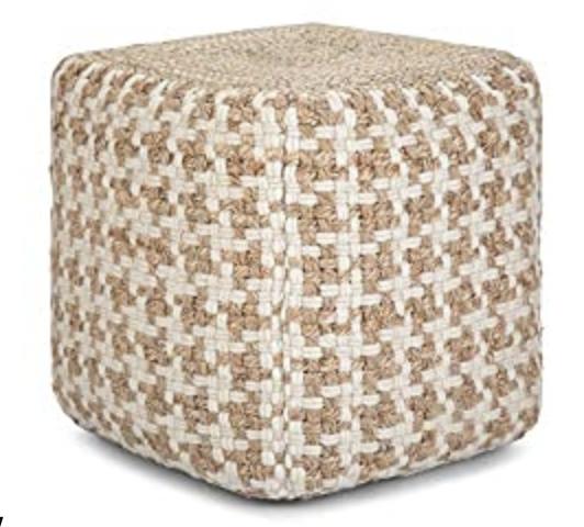 Cullen Cube Pouf