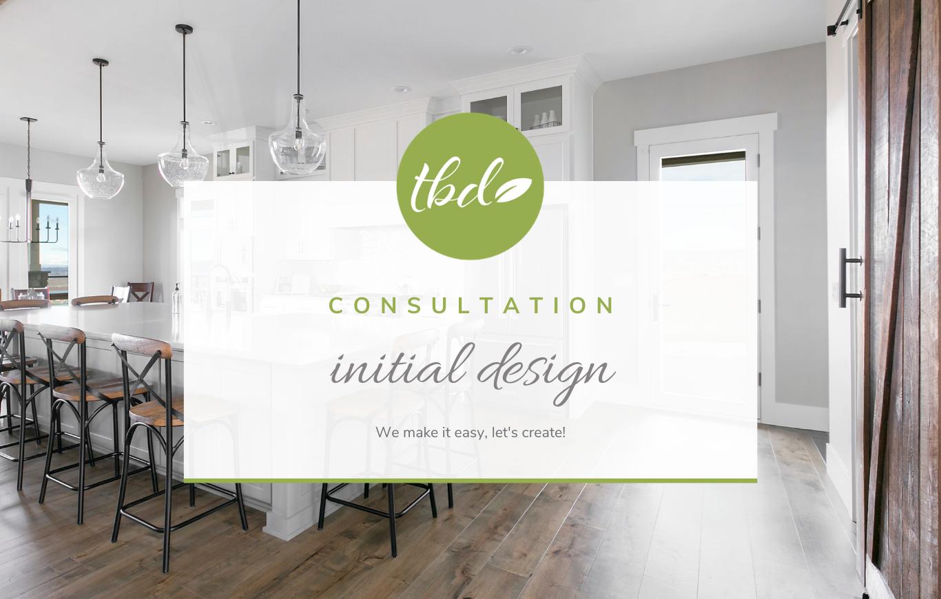Initial Design Consultation