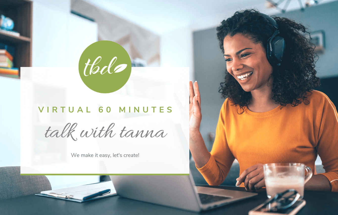 Virtual Talk with Tanna - 60 Min
