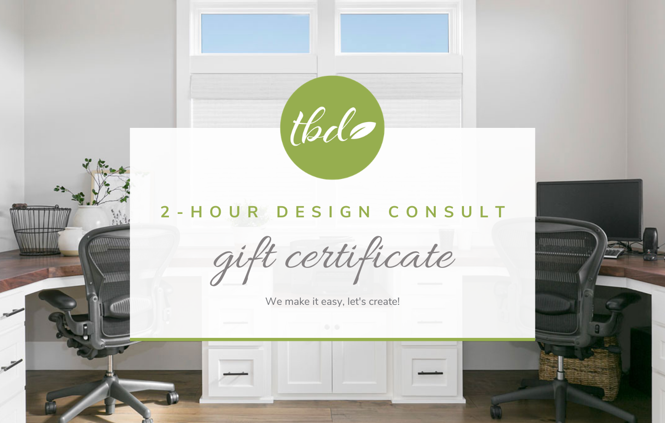 2-Hour Gift Certificate
