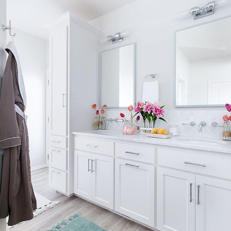 Coastal Master Bathroom Remodel