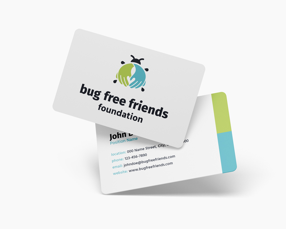 Print Design   Business Cards   BFF