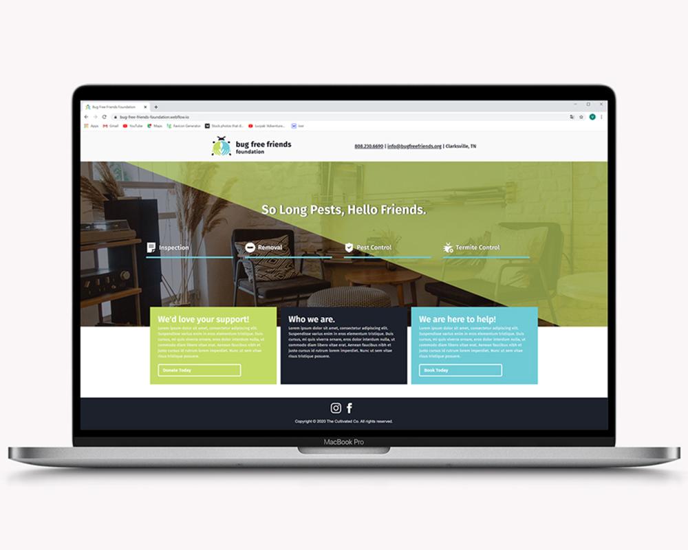 Web Design   BFF