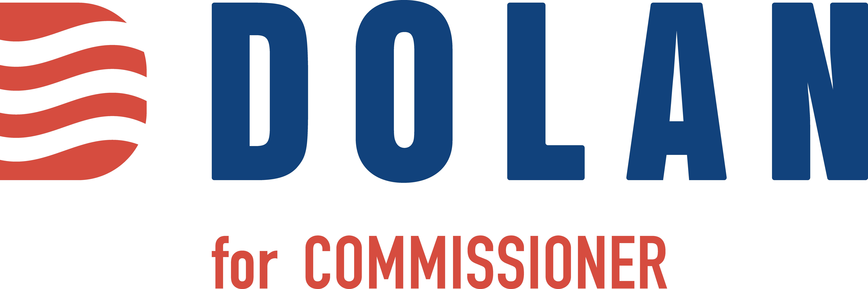 Dolan for Commissioner Logo