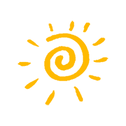 Sun Shower Learning Logo