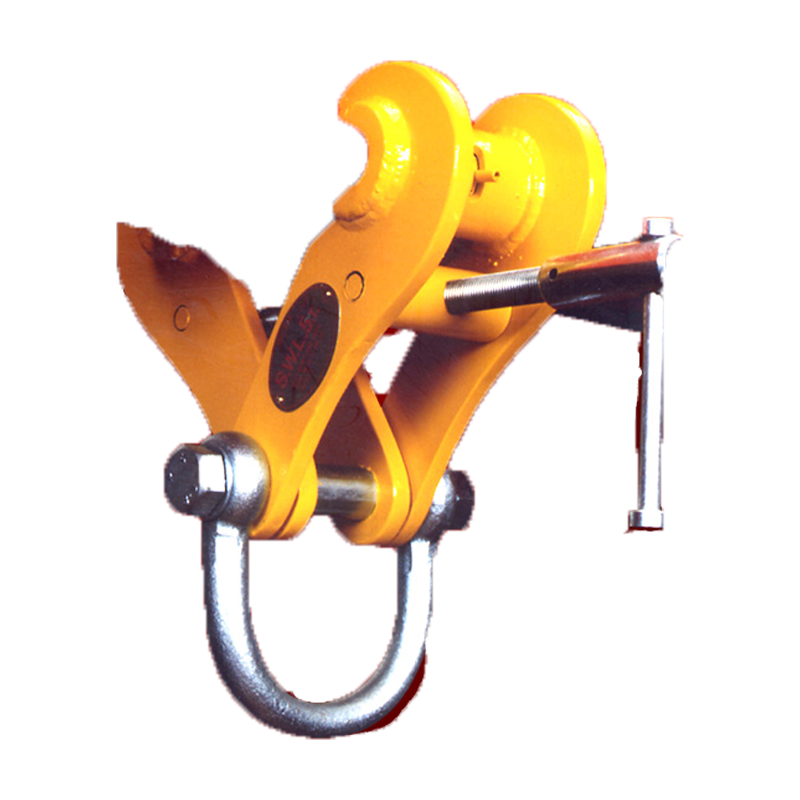 Swivel Jaw SUPERCLAMP Adjustable Girder Clamp