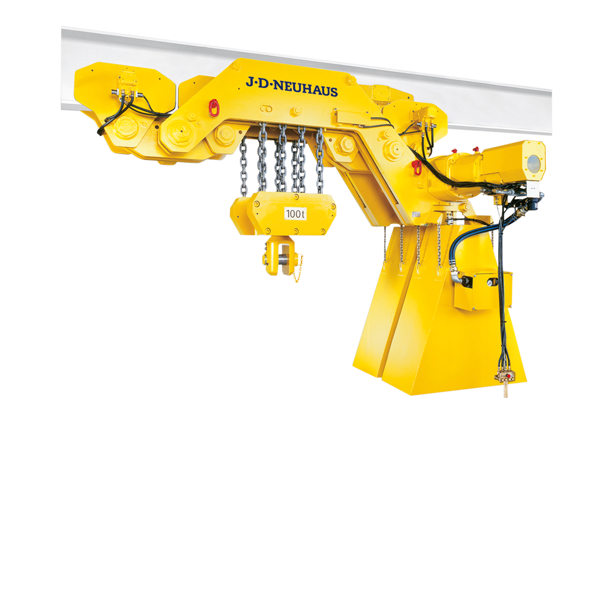 JDN Ultra-Low Monorail Hoists