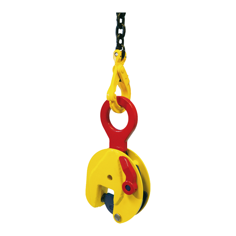 Terrier TS/TSE/STS Heavy Duty Lightweight Vertical Lifting Clamp