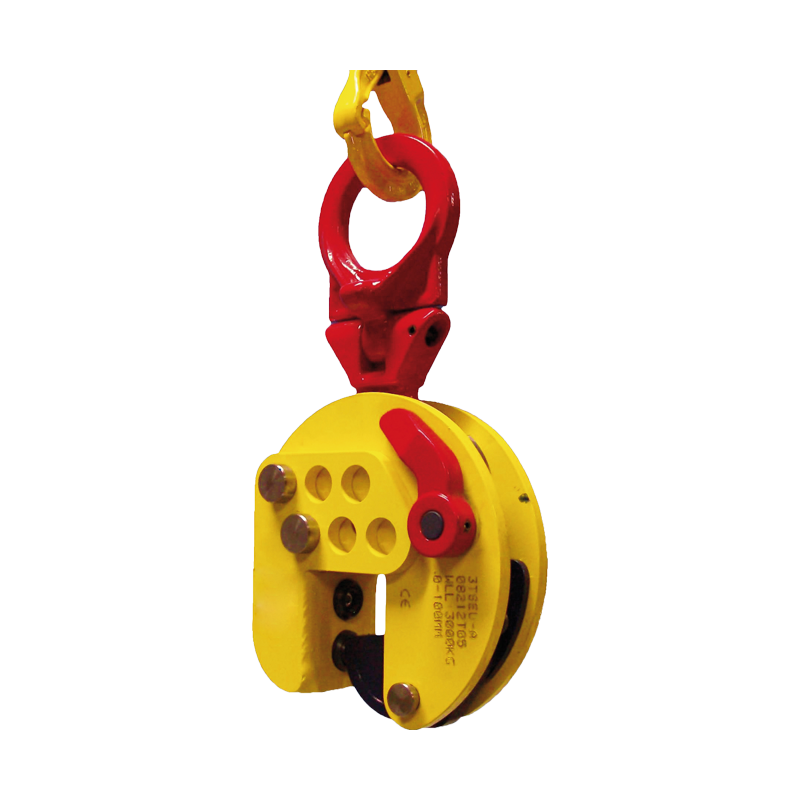 Terrier TSEU-A Universal Heavy Duty Clamp with Adjustable Extra Large Jaw Opening