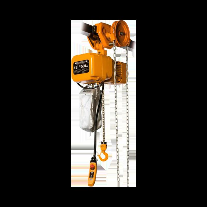 Electric Hoists ER2 with hook suspension