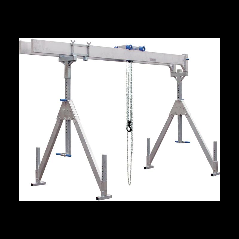 Gantry Crane Aluminum - 2000kg and 3000 kg