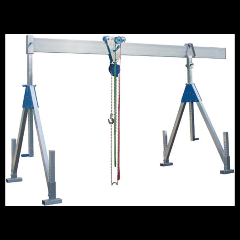 Gantry Crane Aluminium - 1000 kg and 1500 kg