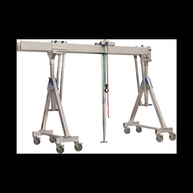 Gantry Crane Aluminium - 2000 kg and 3000 kg