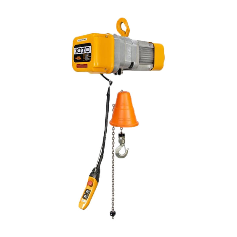 Electric Hoist ER2 with manual trolley