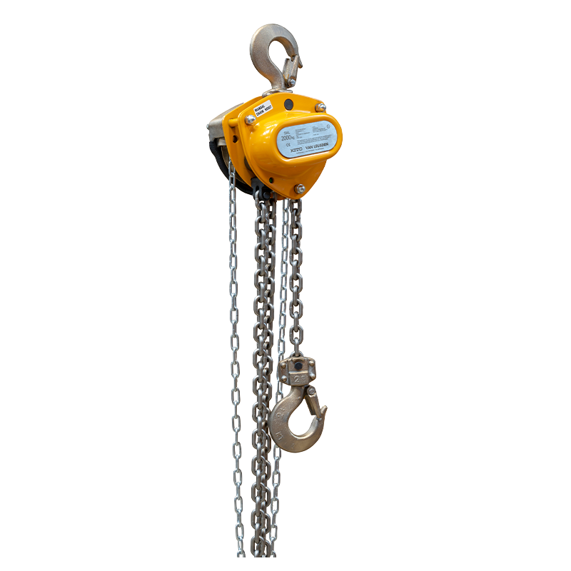 Manual Chain Hoist Atex Medium