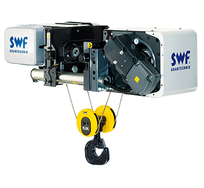 Electric Wire Rope Hoist Nova Silverline