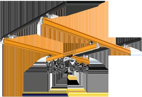 Light Crane System Profilemaster Plus St