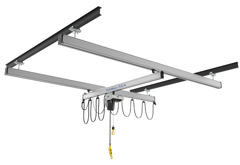 Light Crane System Profilemaster Plus Al