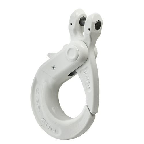 Green Pin® Self Locking Hook (EN 1677-3 CL) (Self Locking Hook with Clevis) (XLC)
