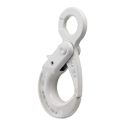 Green Pin® Self Locking Hook E (EN 1677-3 GR8) (Eye Self Locking Hook) (XLO)