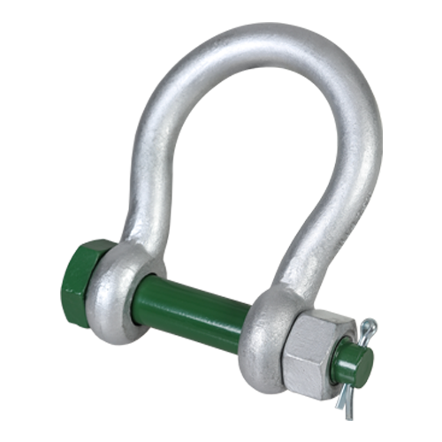 Green Pin® Big Mouth Bow Shackle BN
