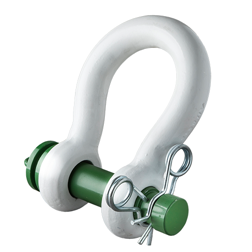 Green Pin® Spring Pin ROV Shackle