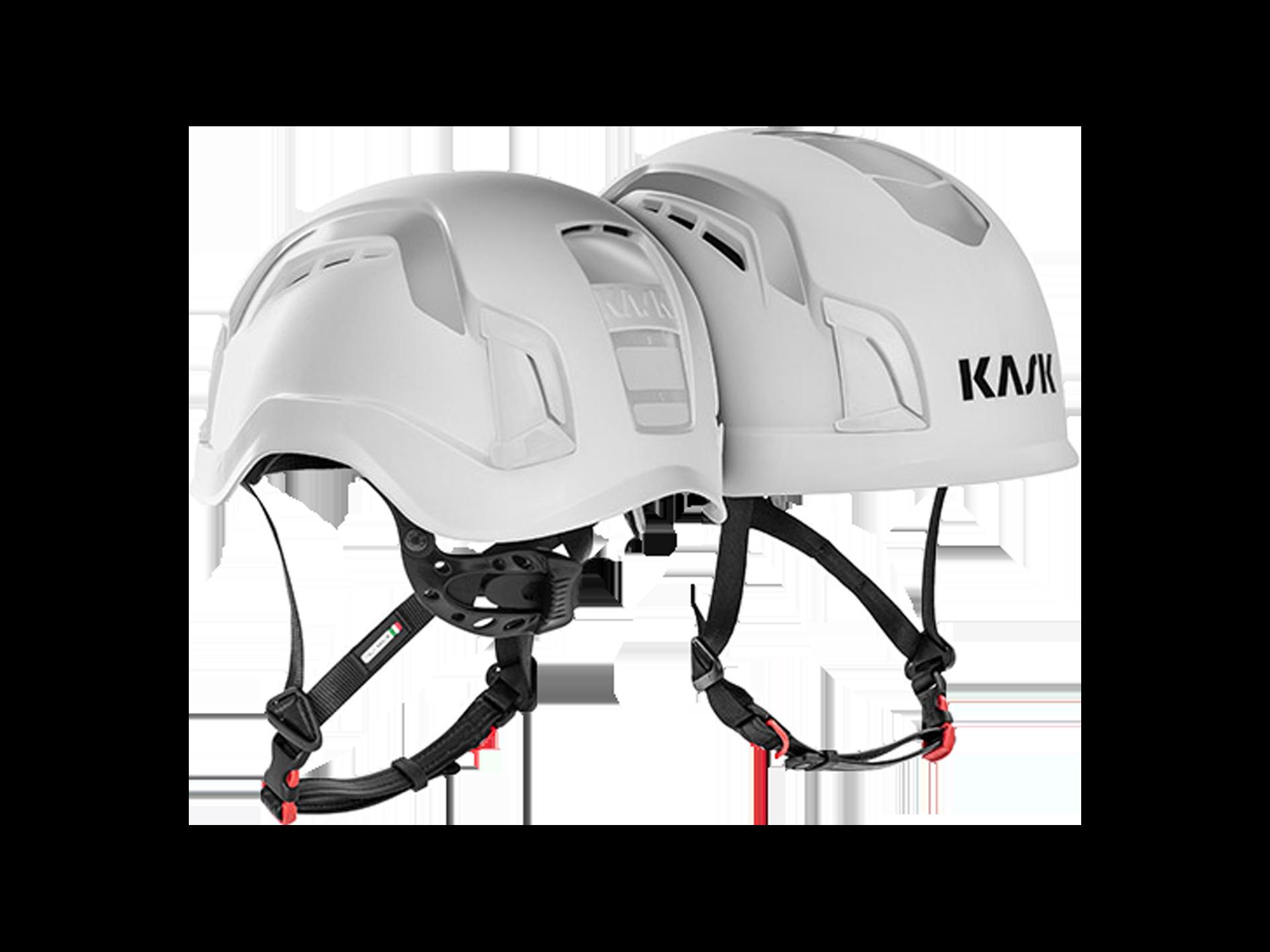 Kask Zenith Hi Viz Safety Helmet
