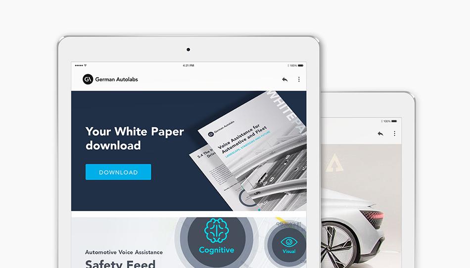 German Autolabs | White paper