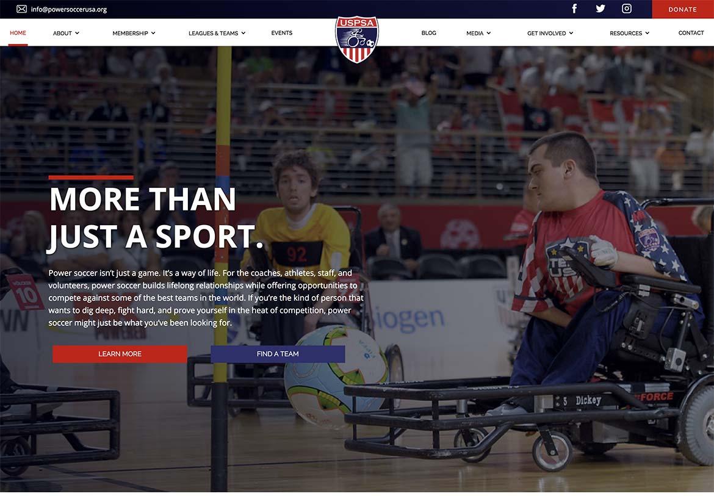 United States Power Soccer Association