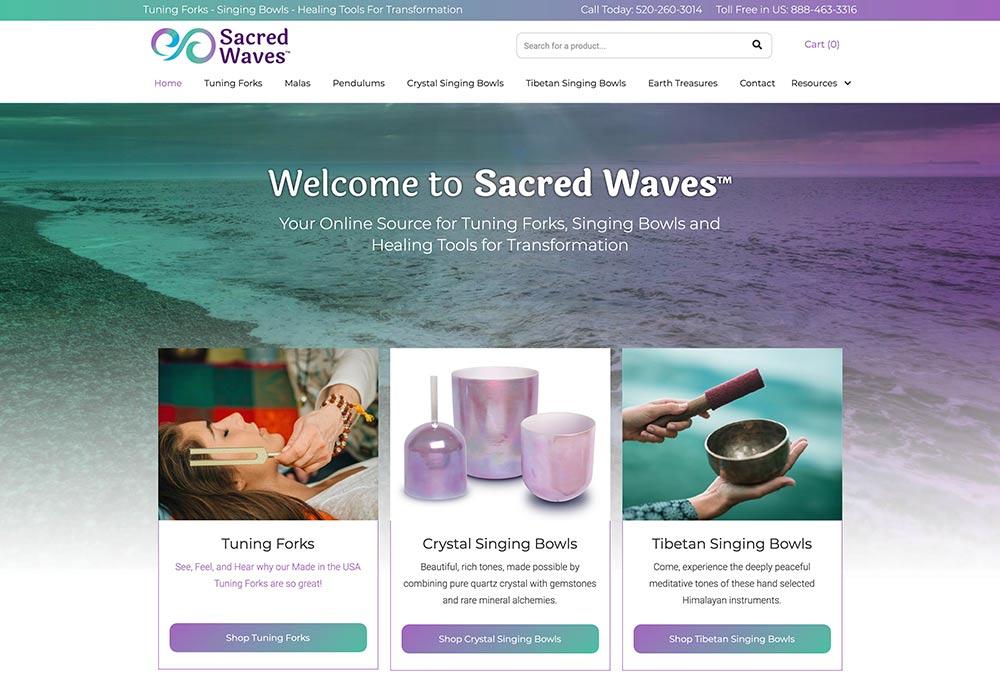 Sacred Waves
