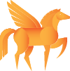 Pegasus logo for Construction Discovery Experts