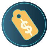 CDE budget icon