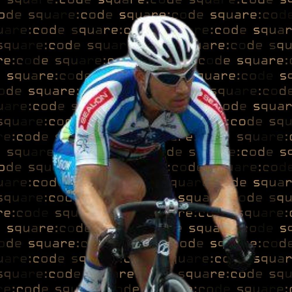 Matt Mega, Owner of square:code Fitness