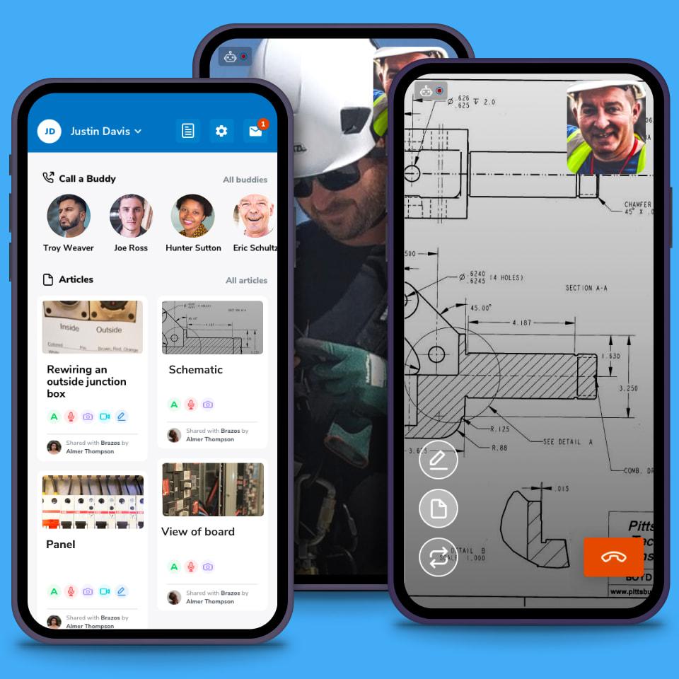 Tull productivity app for field technicians