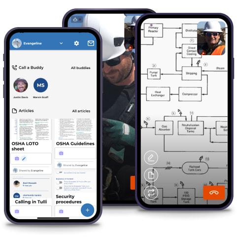 Tulli productivity app for field techs