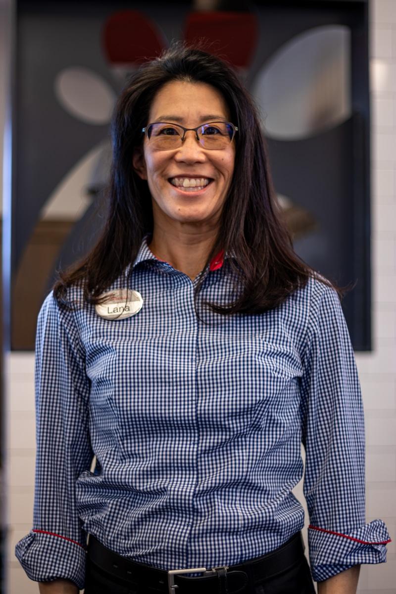 Client profile picture.