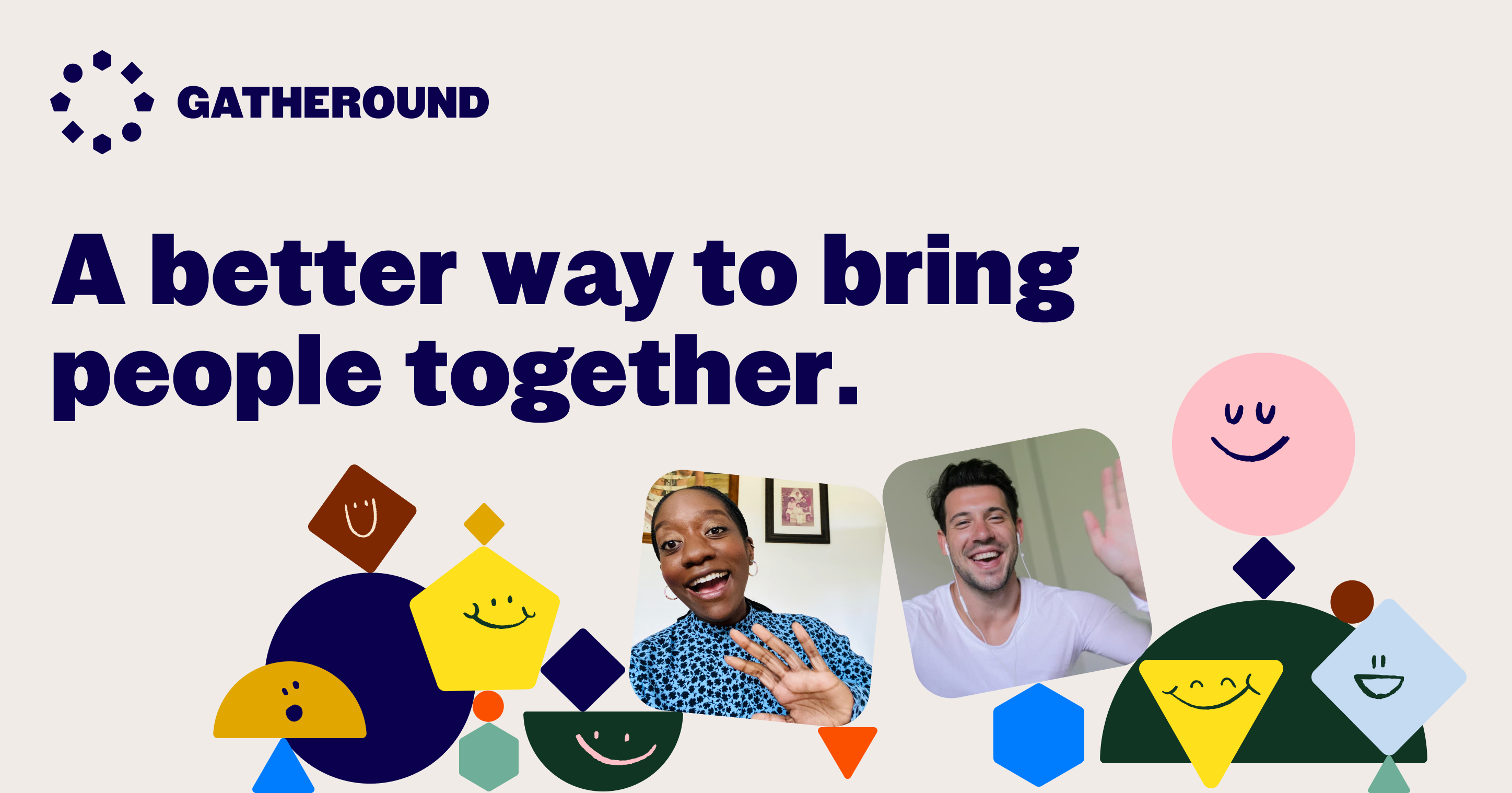 Gatheround — A better way to bring your people together