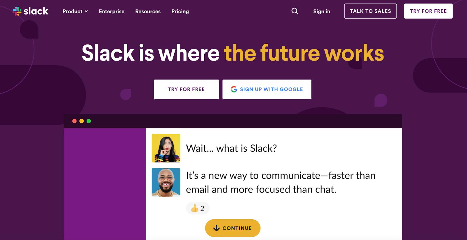 Slack   Virtual Collaboration Tools