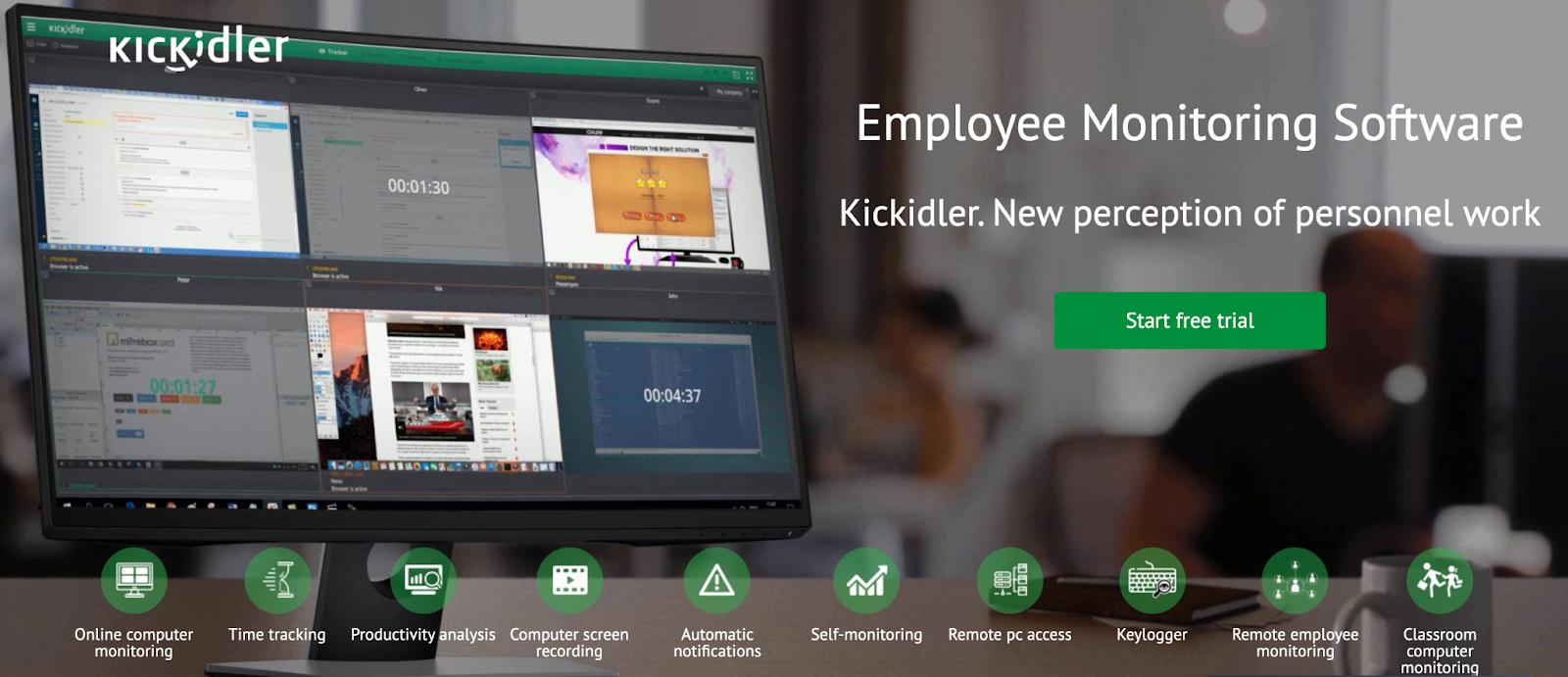Kickidler   Virtual Collaboration Tools
